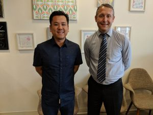 World series interview with Dr Duy Nguyen, Pacifica, US