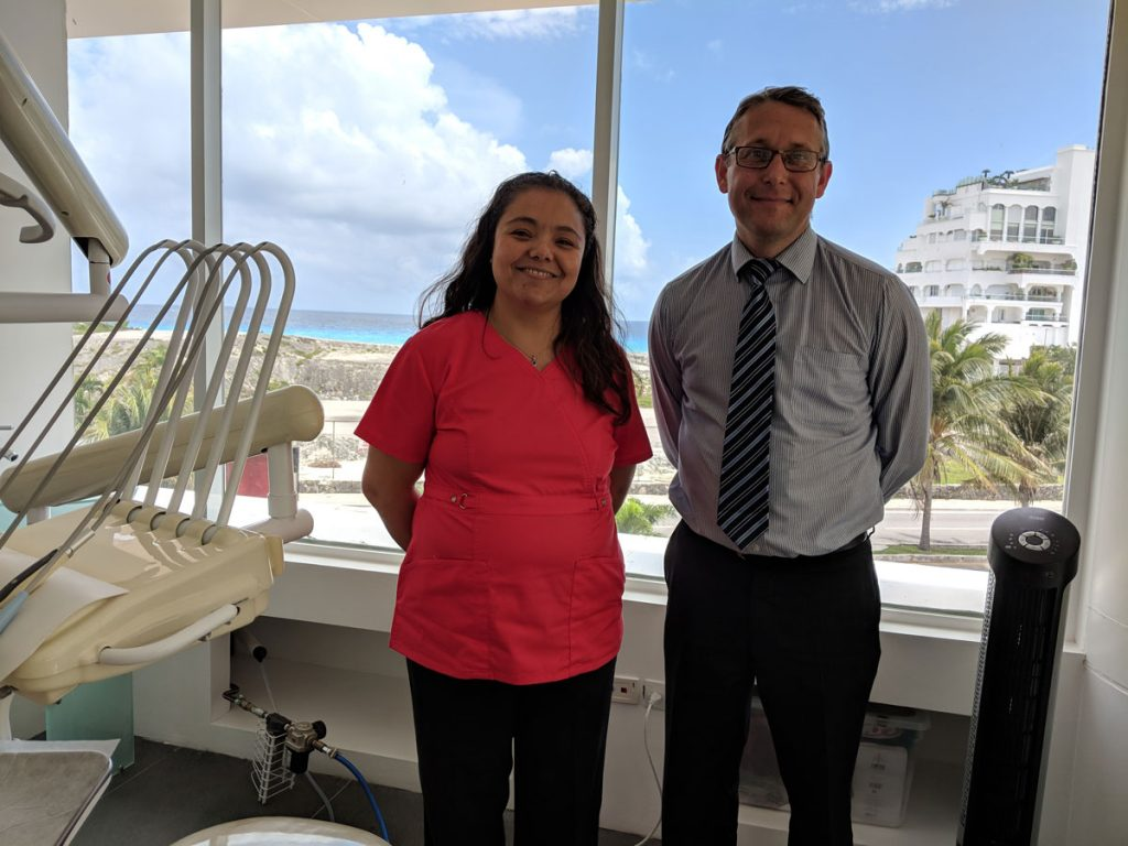 World series interview with Dr Maresela Morales, Cancun, Mexico
