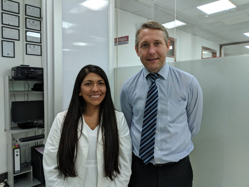 World series interview with Dr Tula Oros, Cusco, Peru